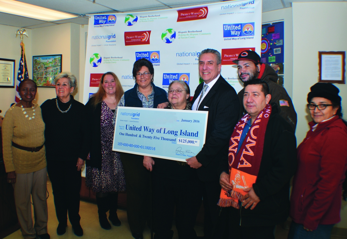 National Grid Foundation Contributes $125,000 to Project Warmth ...